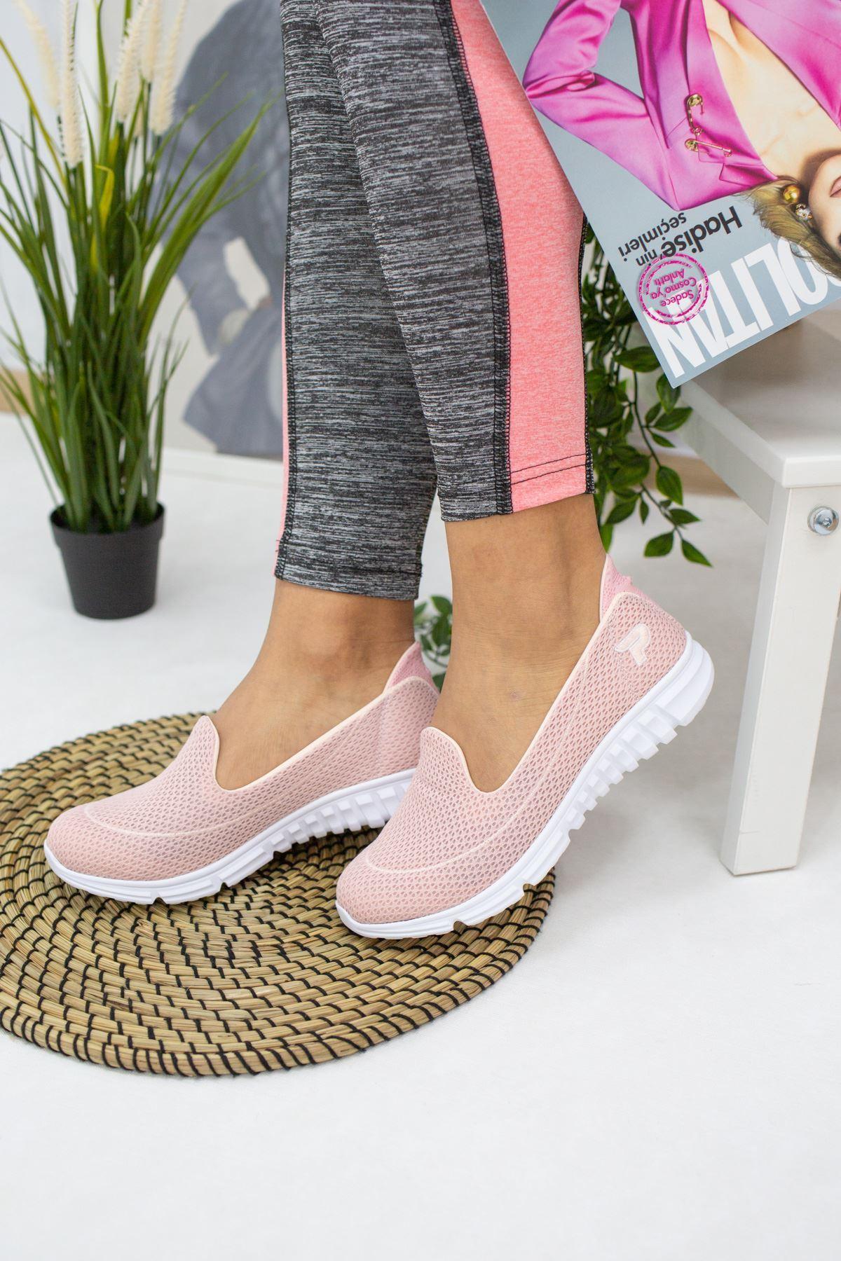 West Pudra Kadın Günlük Ayakkabı