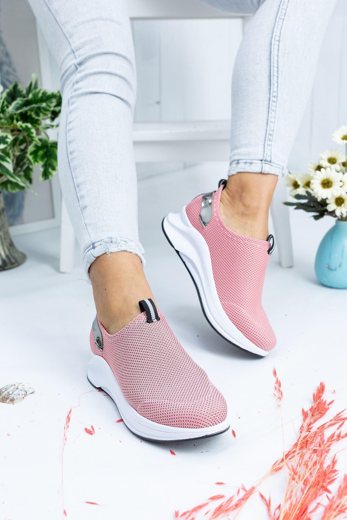 Sonya Pudra Kadın Spor Ayakkabı