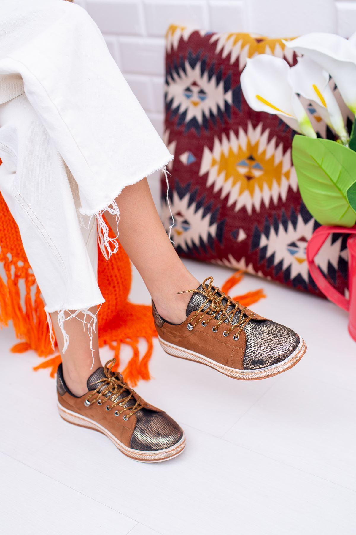 Fiona Taba Kadın Günlük Ayakkabı