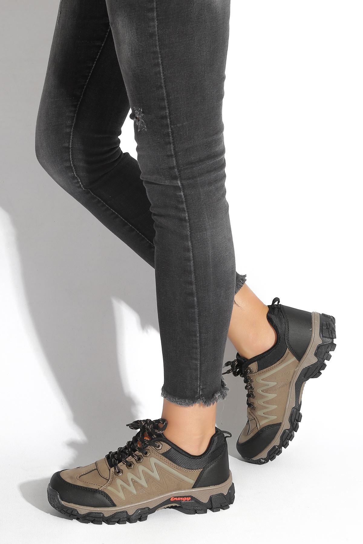 Jaden Vizon Kadın Spor Ayakkabı