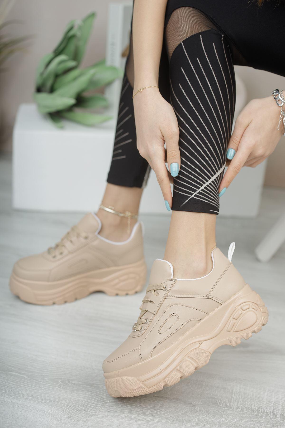 Dacey Vizon Yüksek Tabanlı Kadın Spor Ayakkabı
