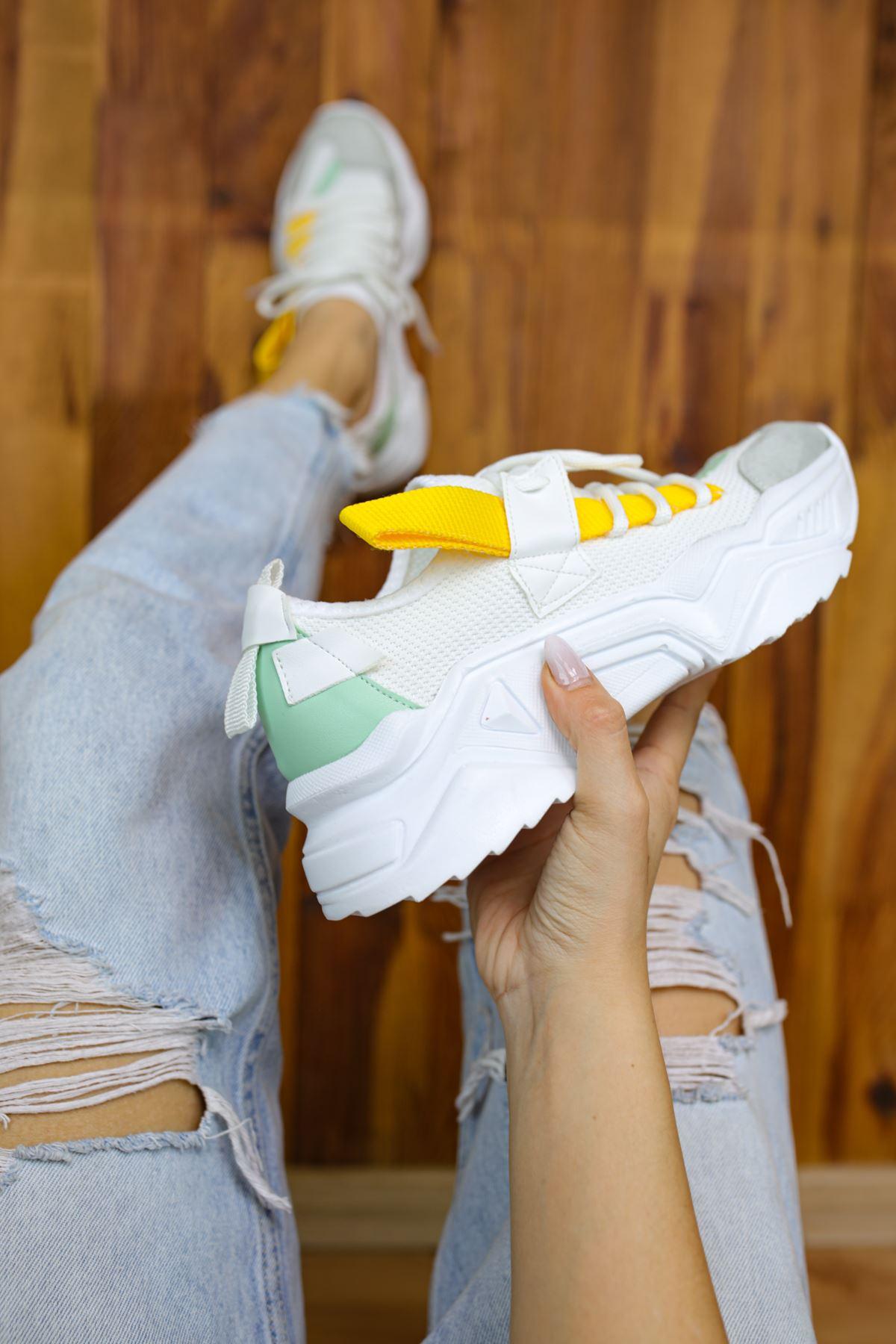 Cody Bağcıklı Kadın Spor Ayakkabı