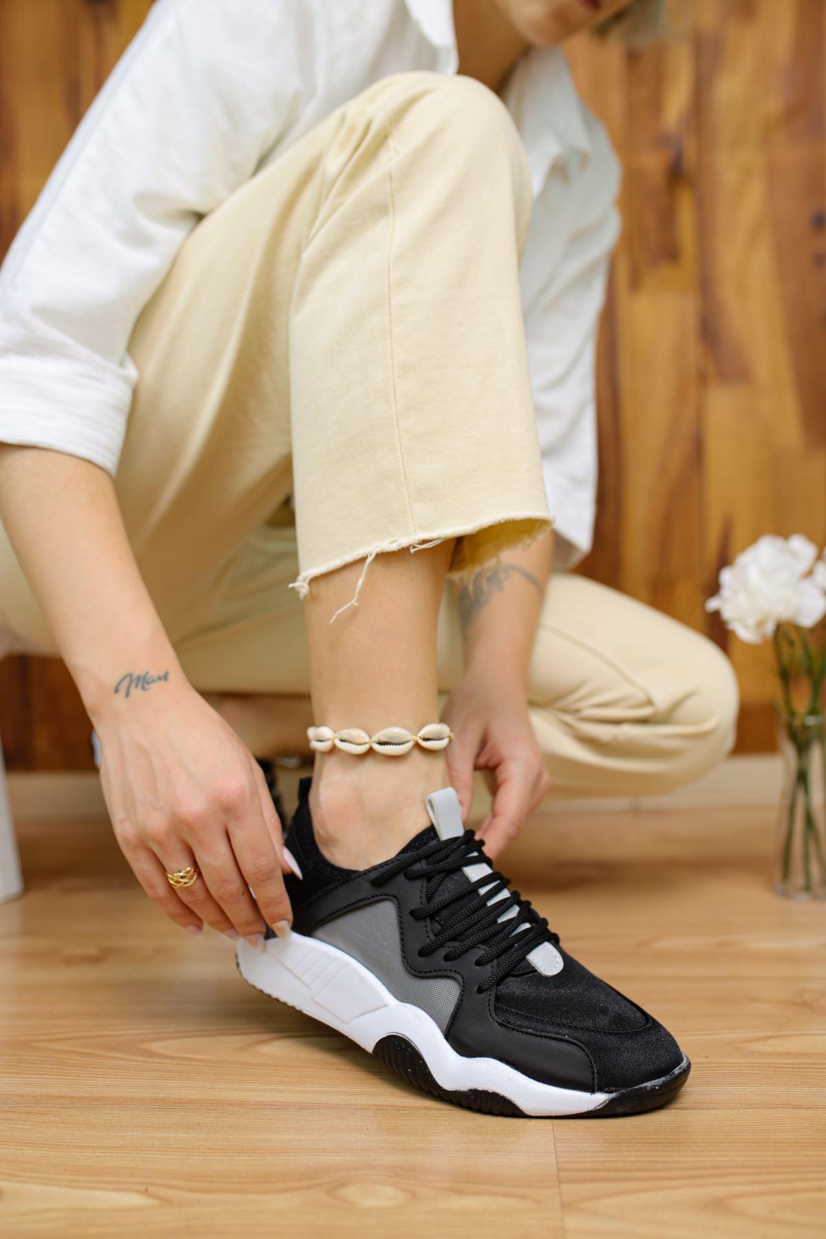 Rebeca Bağcıklı Kadın Spor Ayakkabı