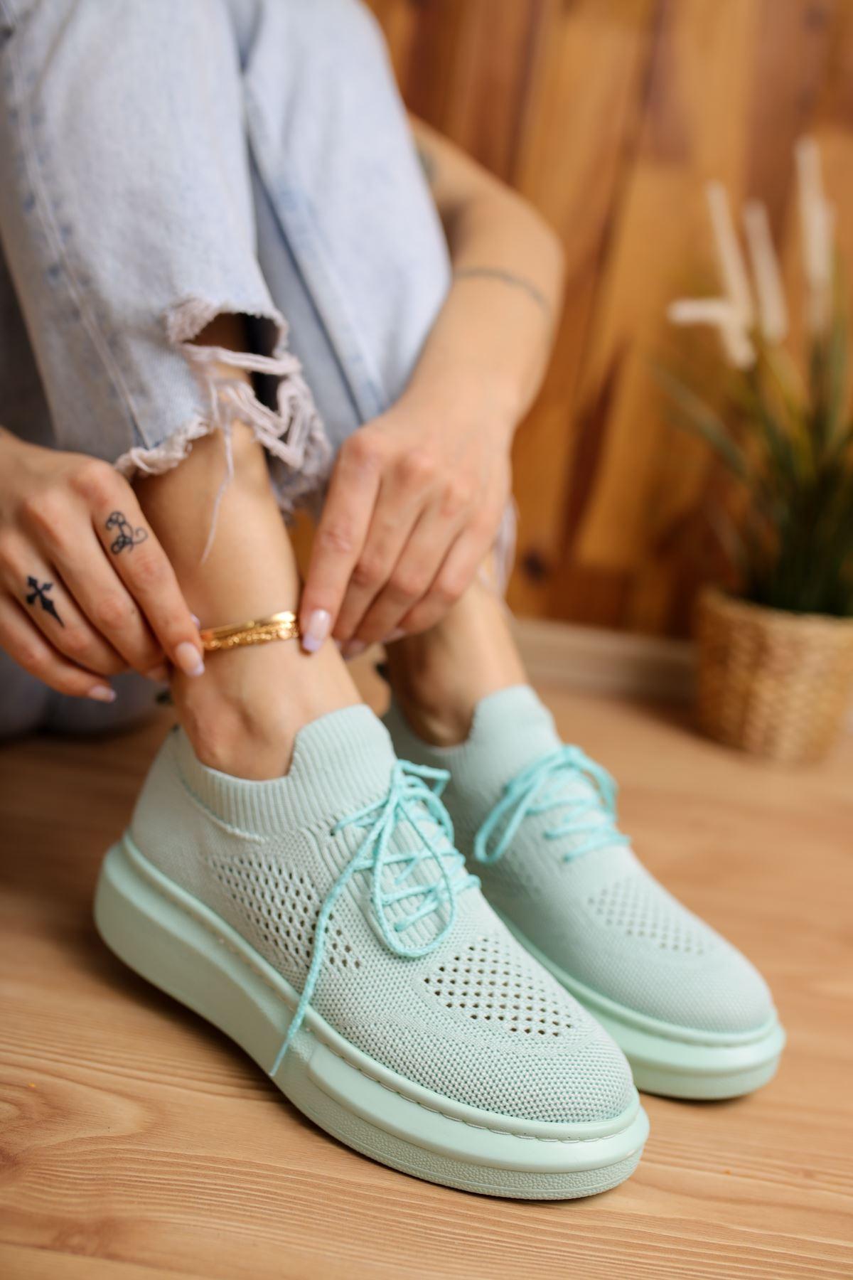 Peter Triko Kadın Spor Ayakkabı